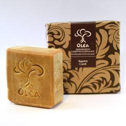 Σαπούνι olea με βιολογικό χαρούπι