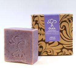 Σαπούνι για ακμή της Olea με λεβάντα